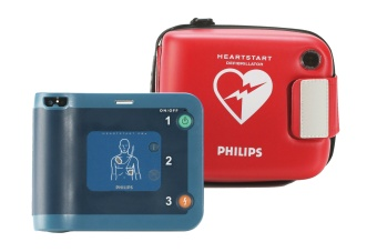 Автоматический наружный дефибриллятор HeartStart FRx PHILIPS